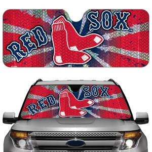 Boston Red Sox Auto Sun Shade