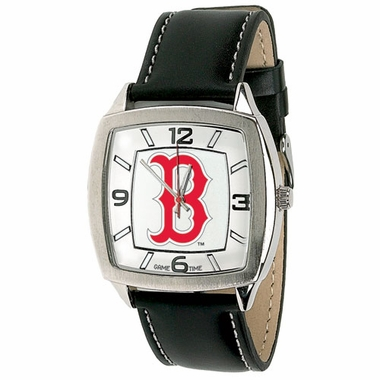 Boston Red Sox (B) Retro Mens Watch