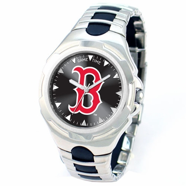 Boston Red Sox (B) Victory Mens Watch