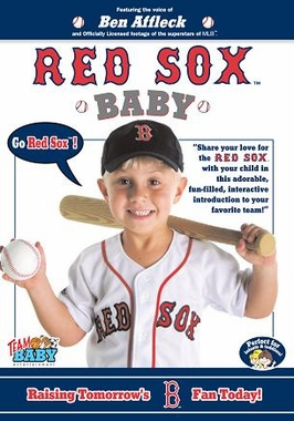 Boston Red Sox Baby DVD