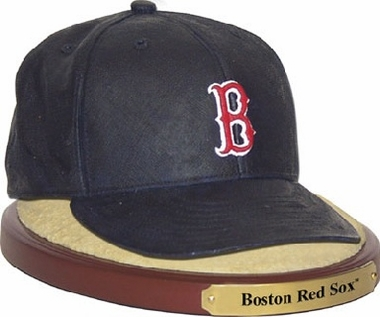 Boston Red Sox Ball Cap Figurine