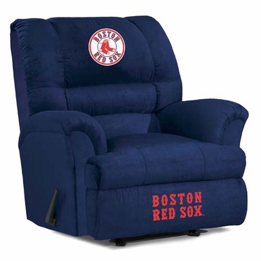 Boston Red Sox Big Daddy Recliner