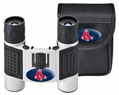 Boston Red Sox Binoculars and Case