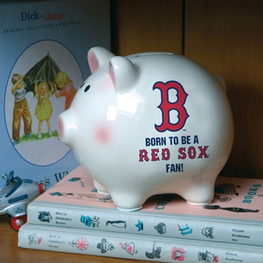 Boston Red Sox (Born to Be) Piggy Bank