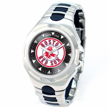 Boston Red Sox (Circle Logo) Victory Mens Watch