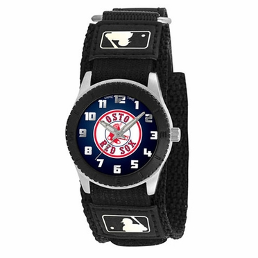 Boston Red Sox (Circle Logo) Youth Rookie Watch (Black)