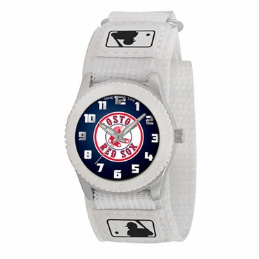 Boston Red Sox (Circle Logo) Youth Rookie Watch (White)