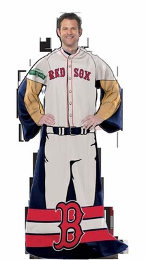 Boston Red Sox Comfy Wrap (Uniform)