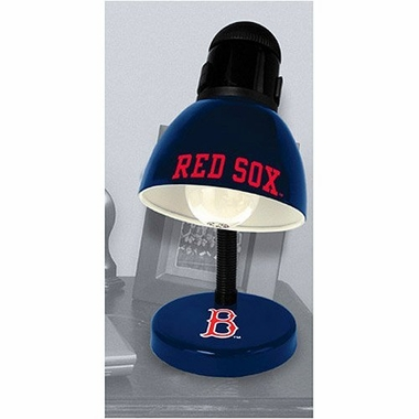 Boston Red Sox Dorm Lamp