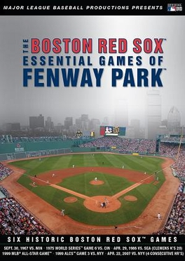 Boston Red Sox: Essential Games of Fenway Collector's Edition DVD Set