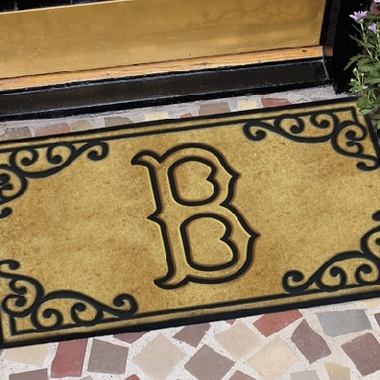 Boston Red Sox Exterior Door Mat