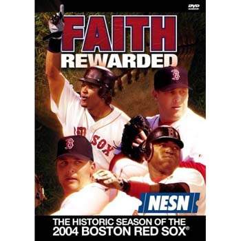 Boston Red Sox Faith Rewarded DVD
