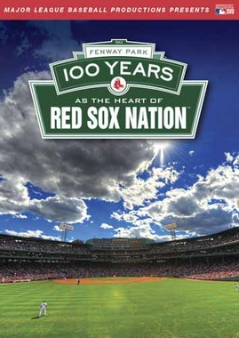 Boston Red Sox Fenway Park Centennial DVD