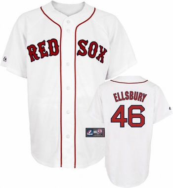 Boston Red Sox Jacoby Ellsbury YOUTH Replica Player Jersey