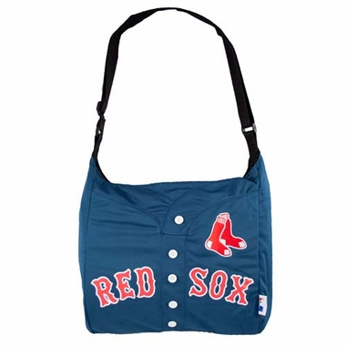 Boston Red Sox Jersey Tote