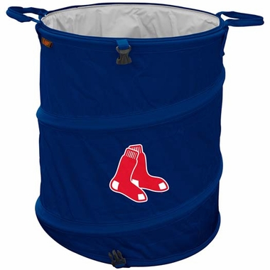 Boston Red Sox Light Duty Trashcan