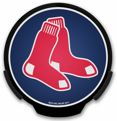 Boston Red Sox Light Up Power Decal