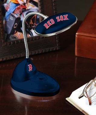 Boston Red Sox Mini LED Desk Lamp