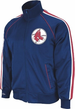 Boston Red Sox Mitchell & Ness Final Score Track Jacket