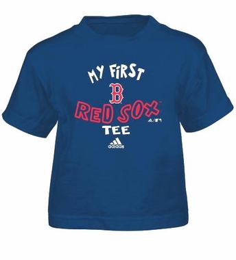 Boston Red Sox My First Tee Infant Shirt
