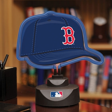 Boston Red Sox Neon Display Hat