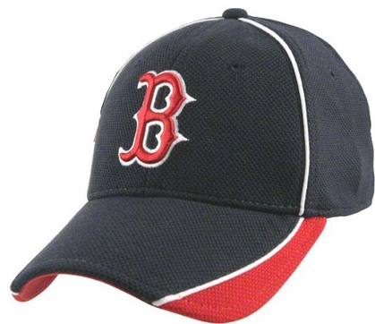 Boston Red Sox New Era 39Thirty Batting Practice Hat