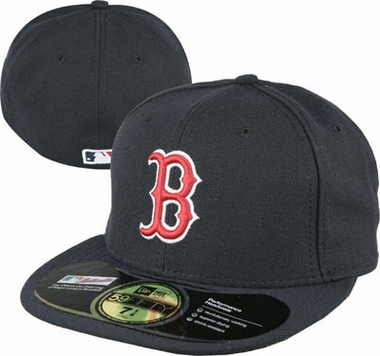 Boston Red Sox New Era 59Fifty Authentic Exact Fit Baseball Cap