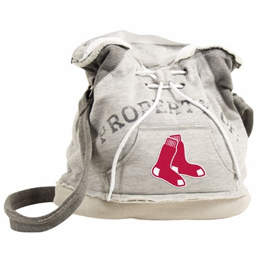 Boston Red Sox Property of Hoody Duffle