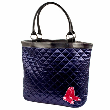 Boston Red Sox Quilted Tote