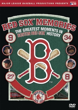 Boston Red Sox Red Sox Memories DVD