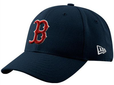 Boston Red Sox Replica Adjustable Hat