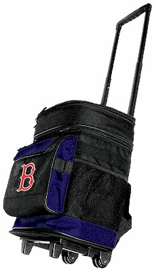 Boston Red Sox Rolling Cooler