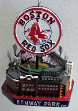 Boston Red Sox Stadium Ornament