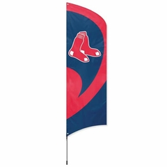 Boston Red Sox Tall Team Flag