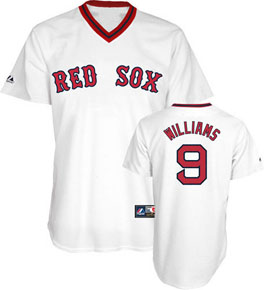 Boston Red Sox Ted Williams Replica Throwback Jersey - X-Large