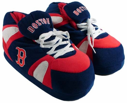 Boston Red Sox UNISEX High-Top Slippers
