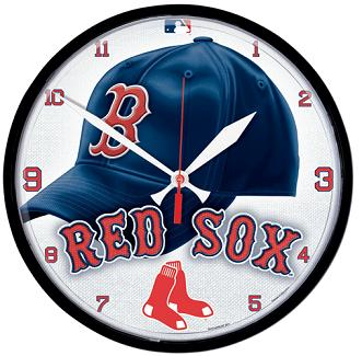 Boston Red Sox Wall Clock