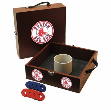 Boston Red Sox Washer Toss Game