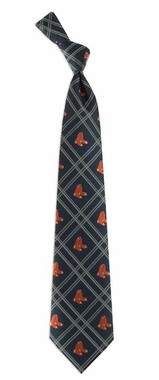 Boston Red Sox Woven Poly 2 Necktie