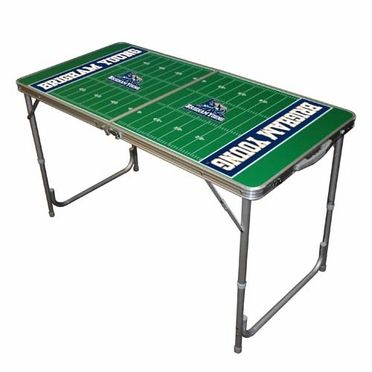 Brigham Young 2 x 4 Foot Tailgate Table