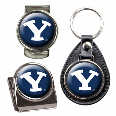 Brigham Young 3 Piece Gift Set