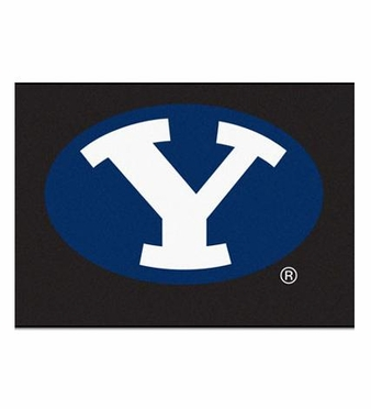 Brigham Young 34 x 45 Rug