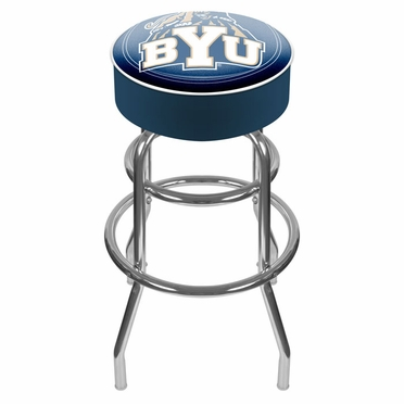Brigham Young Barstool