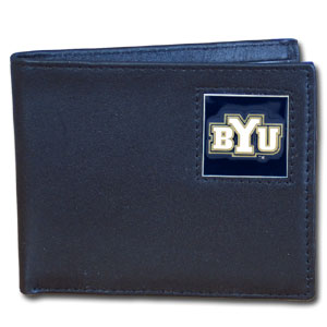 Brigham Young Bifold Wallet (F)