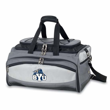Brigham Young Buccaneer Tailgating Cooler (Black)