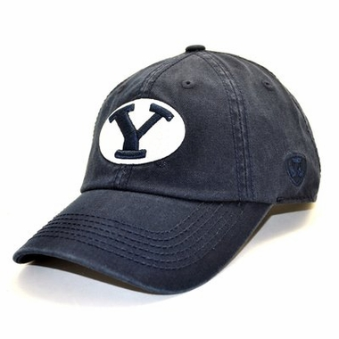 Brigham Young Crew Adjustable Hat