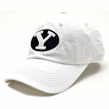 Brigham Young Crew Adjustable Hat (Alternate Color)