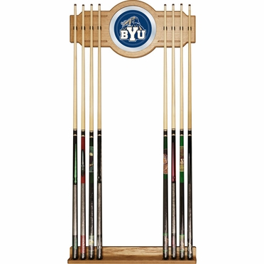 Brigham Young Cue Rack