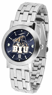 Brigham Young Dynasty Men's Anonized Watch