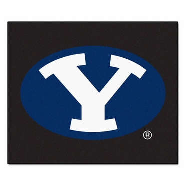 Brigham Young Economy 5 Foot x 6 Foot Mat